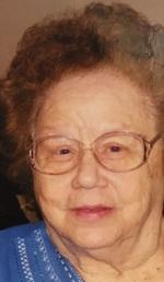 Opal Pauline  Pascuzzi (Burchett)